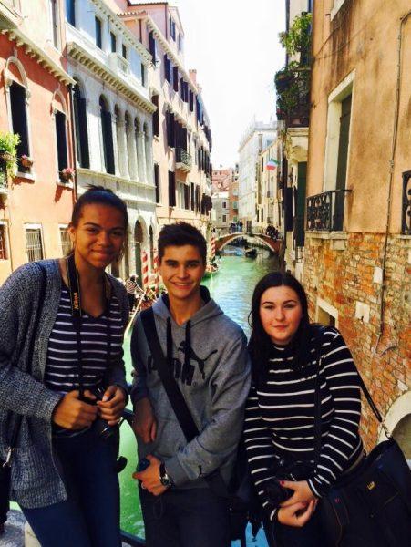 Italian Tour 2015