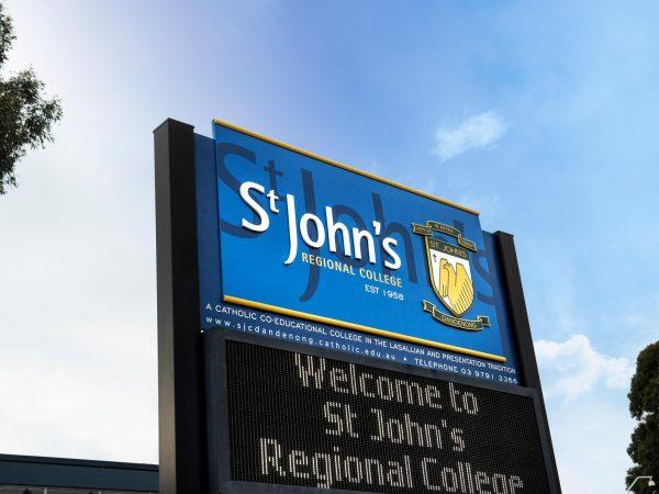 St. John's Regional College