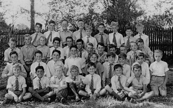 St John's Boys – Form 1 – 1958