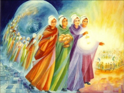 The Presentation Sisters